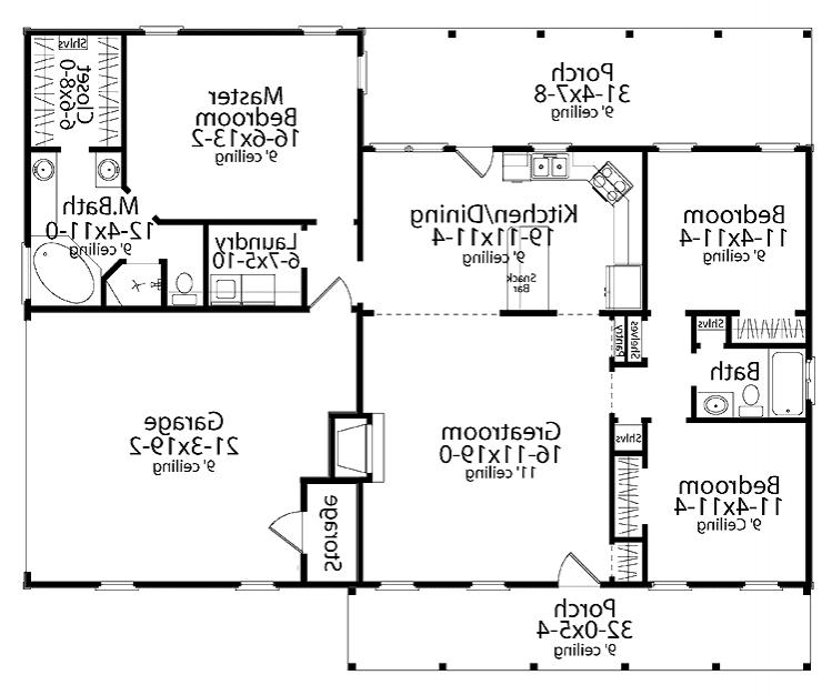 House Plans Images