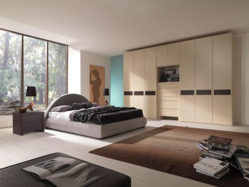 Modern Delightful Master Bedroom Design Ideas With Pretty Scheme...