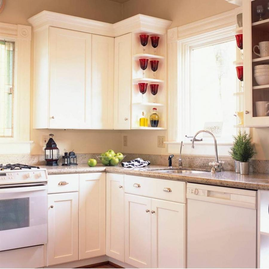 Kitchen Cabinets Refinishing Ideas To Replicate in kitchen ideas