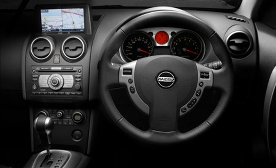 Nissan Dualis Interior Photos