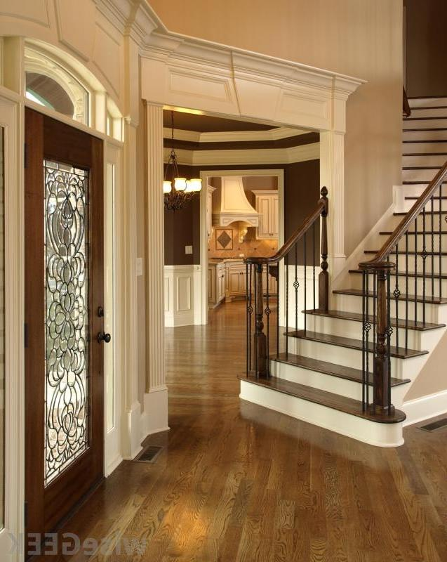 House foyers photos for Elegant foyer ideas