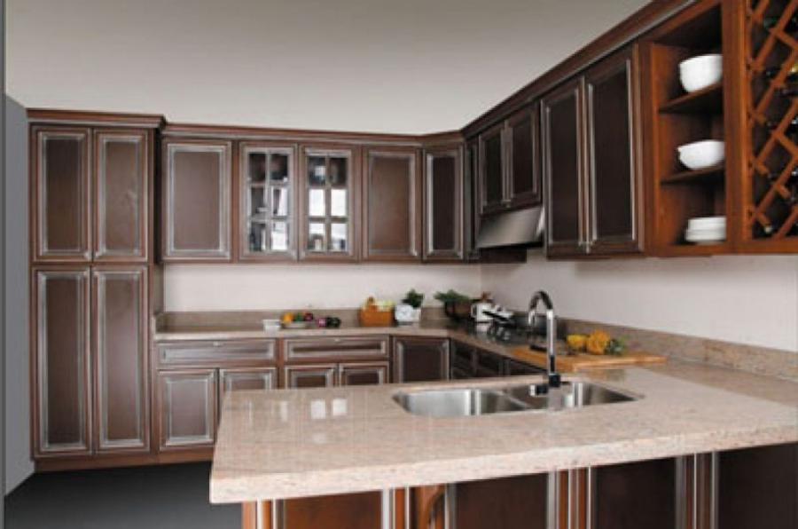 define kitchen cabinet