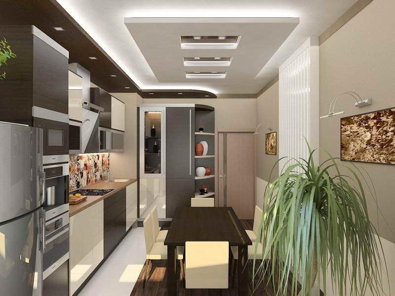 personable galley kitchens design taste and efficiency in narrow...