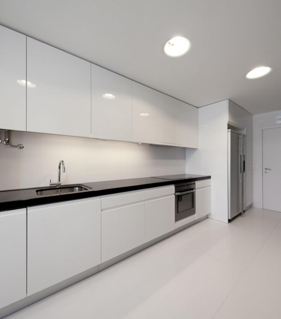 Modern White Kitchen Design Photos