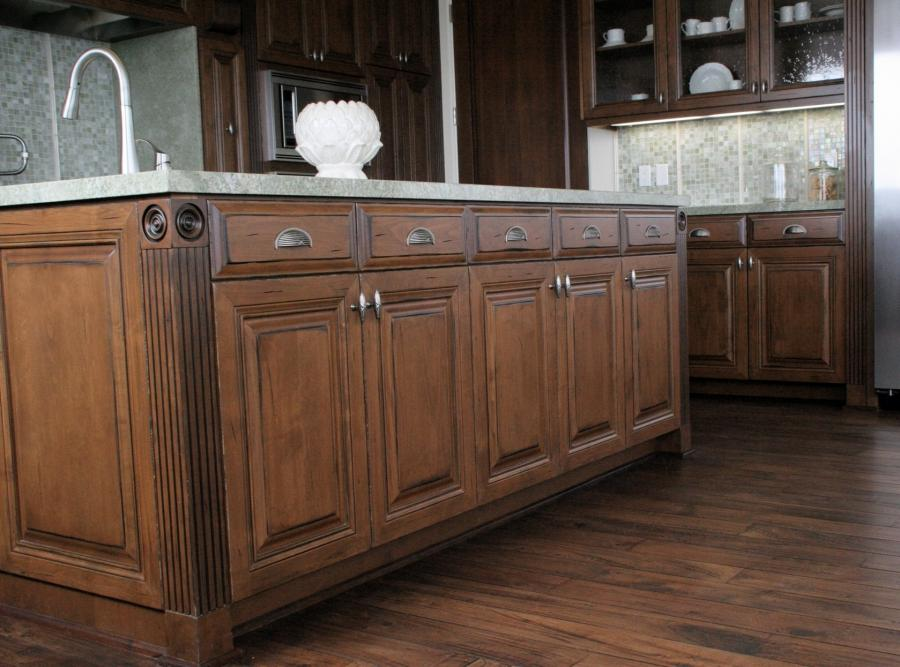 The potential of the kitchen island to be both a functional and...