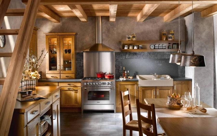 How To Decorate Your Kitchen With French Design
