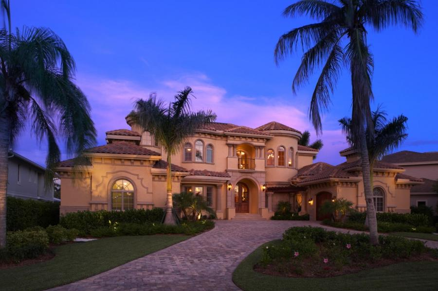 mediterranean style house plans with photos