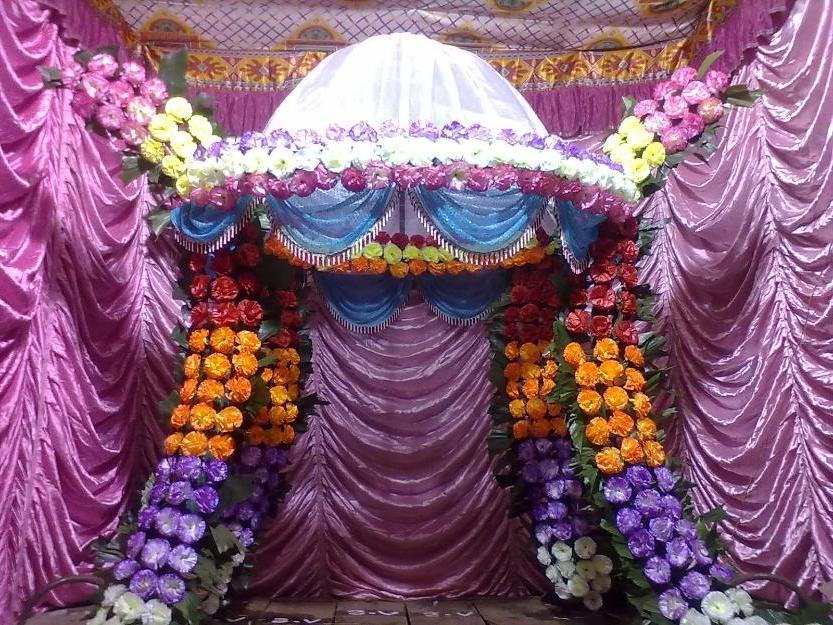 Ganpati Decoration Ideas Natural