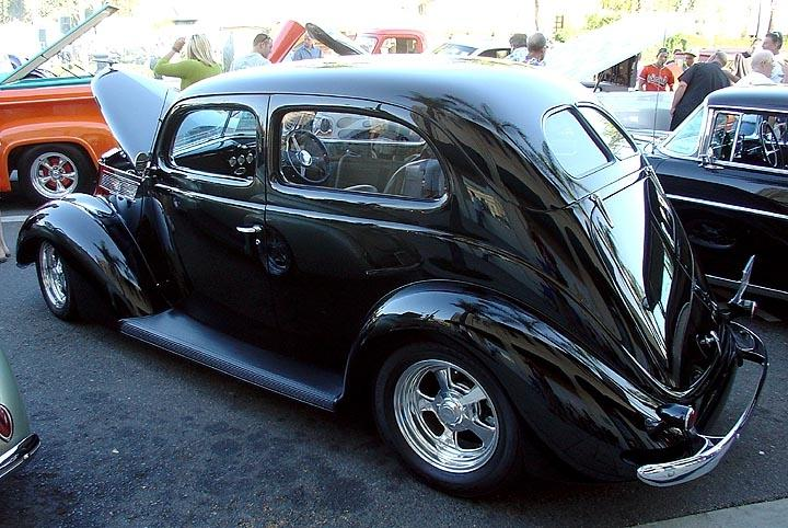 1937 ford 2 door sedan photos