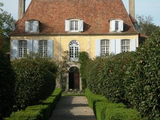 This picture of a French country house, inspired Francois-Xavier...