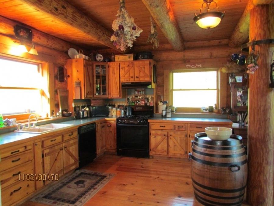 Beautiful Log Home With Huge Shop On Acres Log Homes For