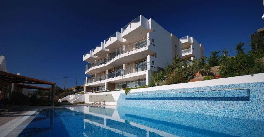 Exclusive development of luxury holiday accommodation with shared...