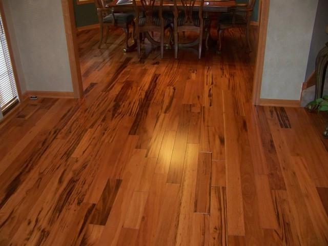 Tigerwood Flooring Photos