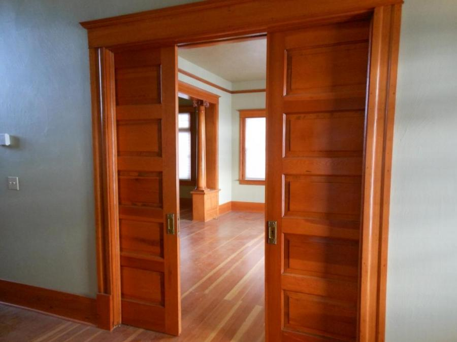 Double Pocket Doors Photos