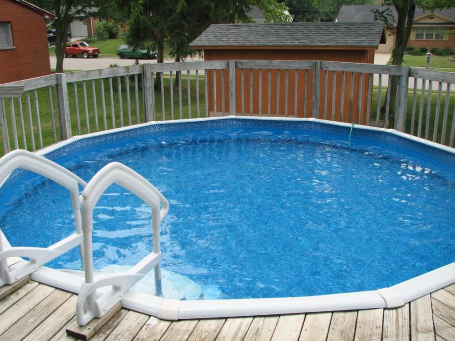 Inground pool fence photos - Cool above ground pools ...