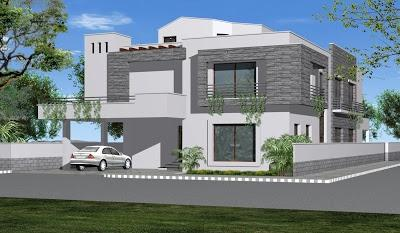 Pakistan Beautiful Front Elevation Of House Photos