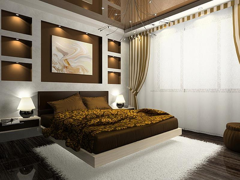 Modern Interior Bedrooms Decorations Design Uploaded by...
