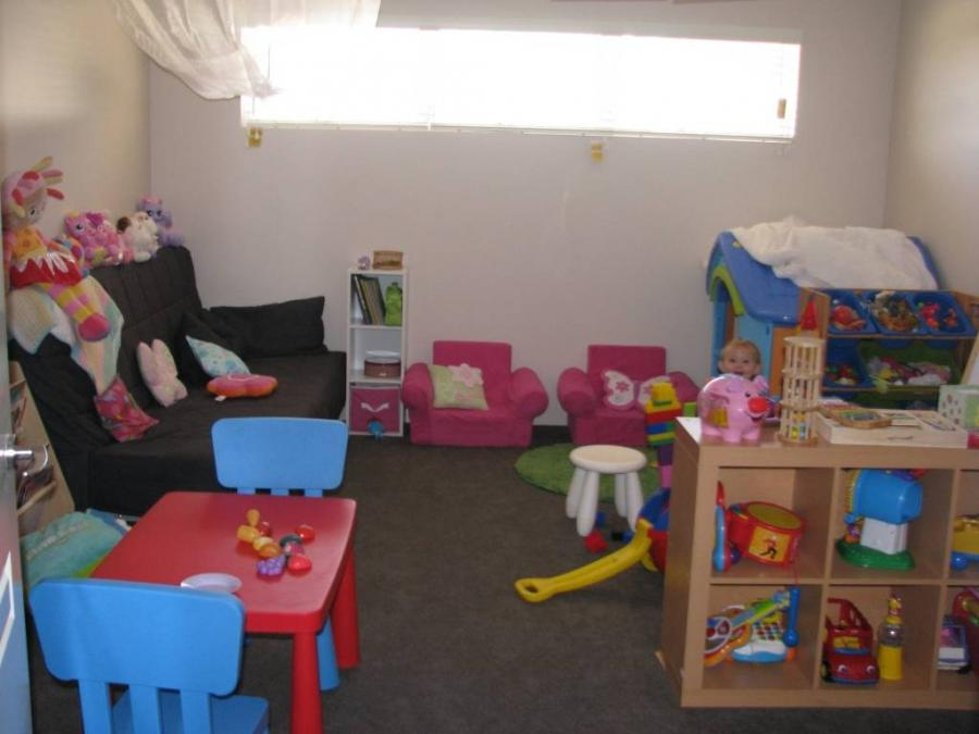 Playroom on 2 South - for younger patients
