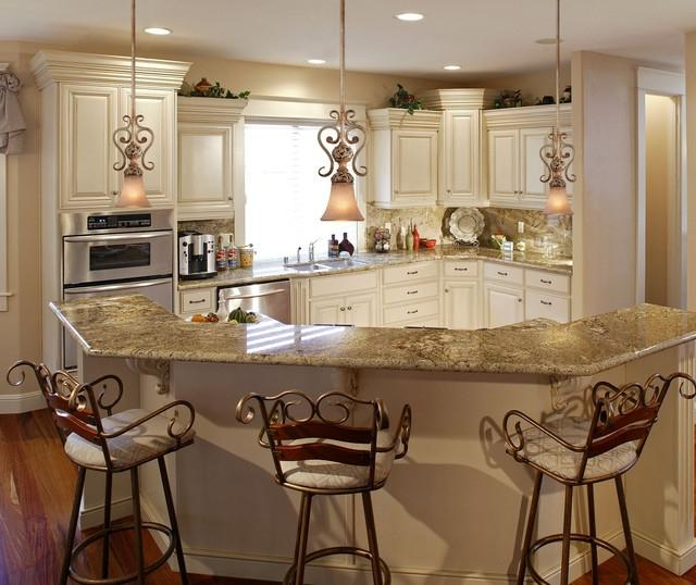 Kitchen Pendant Lighting French Country: French Country Kitchen Photos