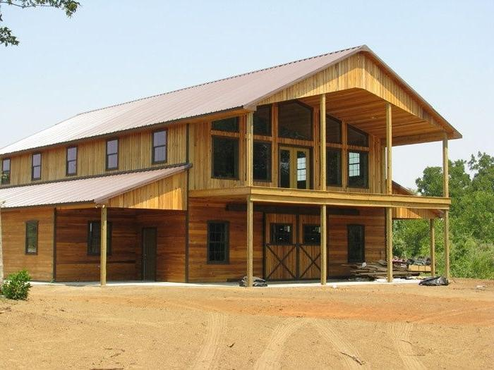 Bad Architectural Design Interior furthermore Pergola Post Footing Detail additionally Pole Barns With Wood Exterior moreover Pole Barn House Photos further Metal Building Home House Plans With Porch. on pole barn house design