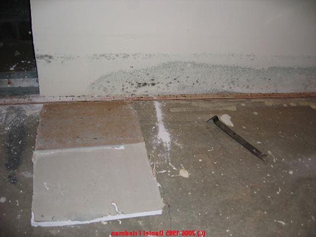 Asbestos drywall photos