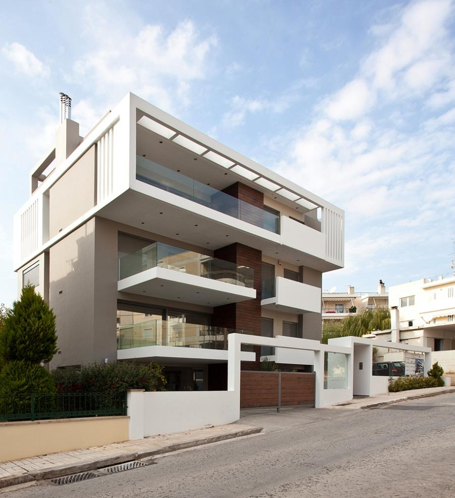 Apartment Building in Melissia, Athens - Greece, Office 25...