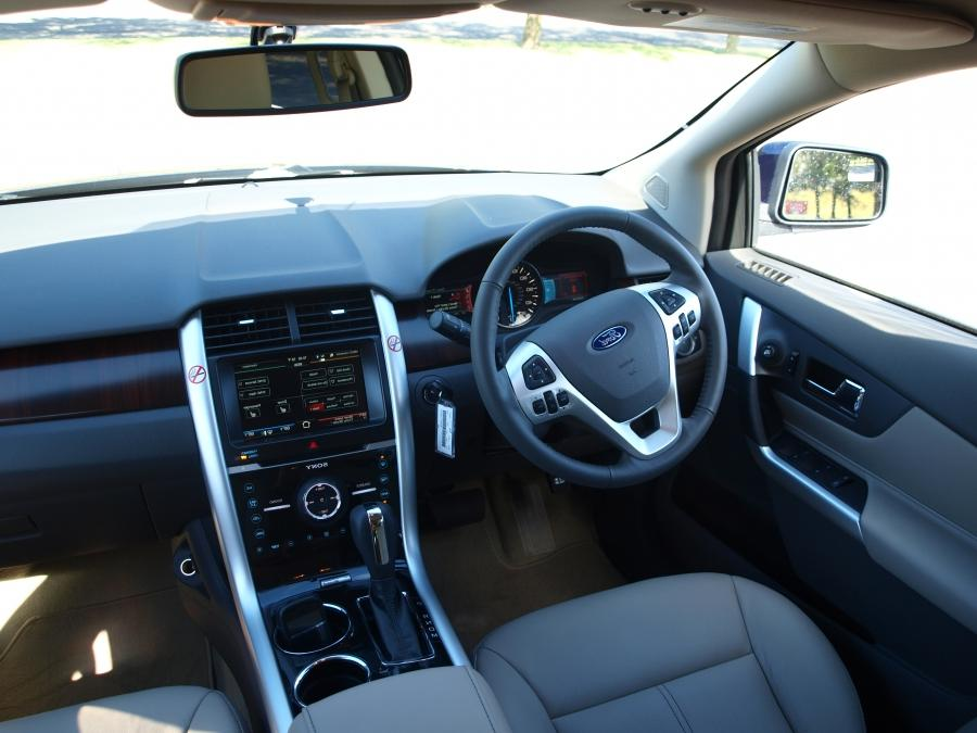 2011 Ford Edge Sel Reviews >> 2011 ford edge sel interior photos