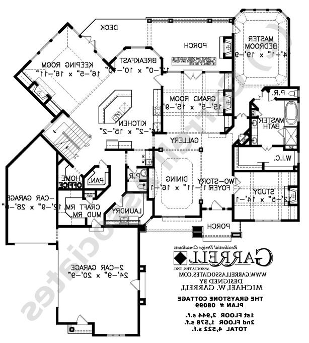 Nantahala House Plan Gallery Joy Studio Design Gallery