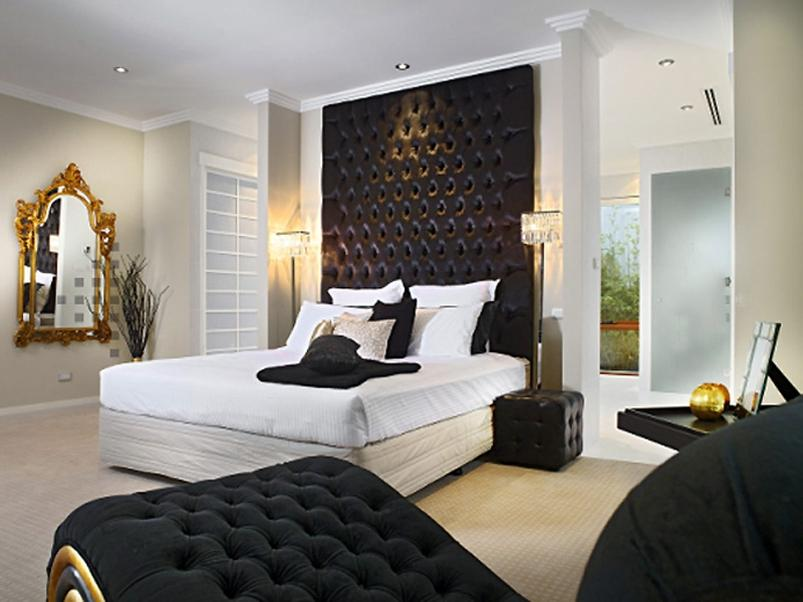 Spectacular Idea For Creative Bedroom Headboard Design With...