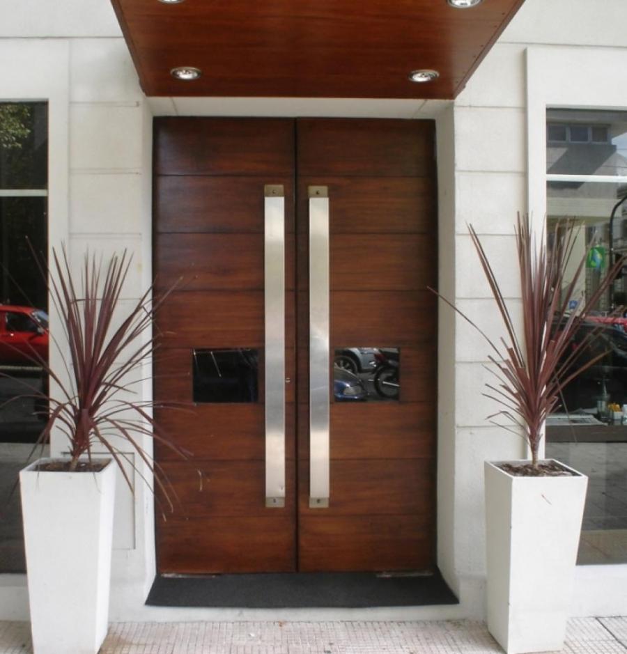 Main double door designs photos for Entrance double door design