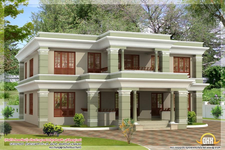 New house photos india for Small house designs in delhi