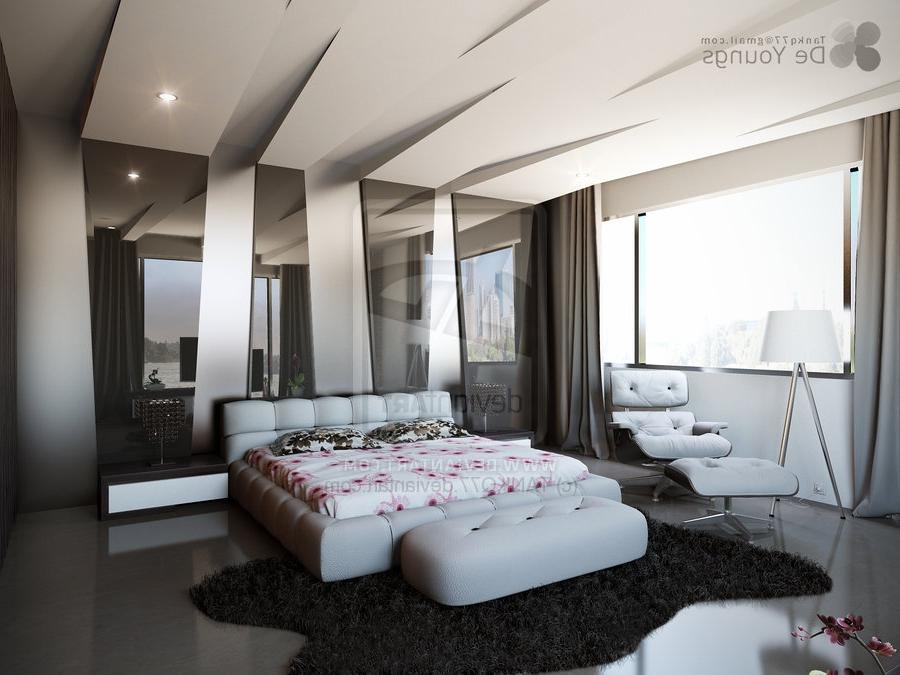 Modern Plan For Creative Bedroom Interior Design Elegant With...