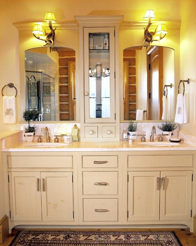 20 u0026middot; Custom Bath Cabinetry 19