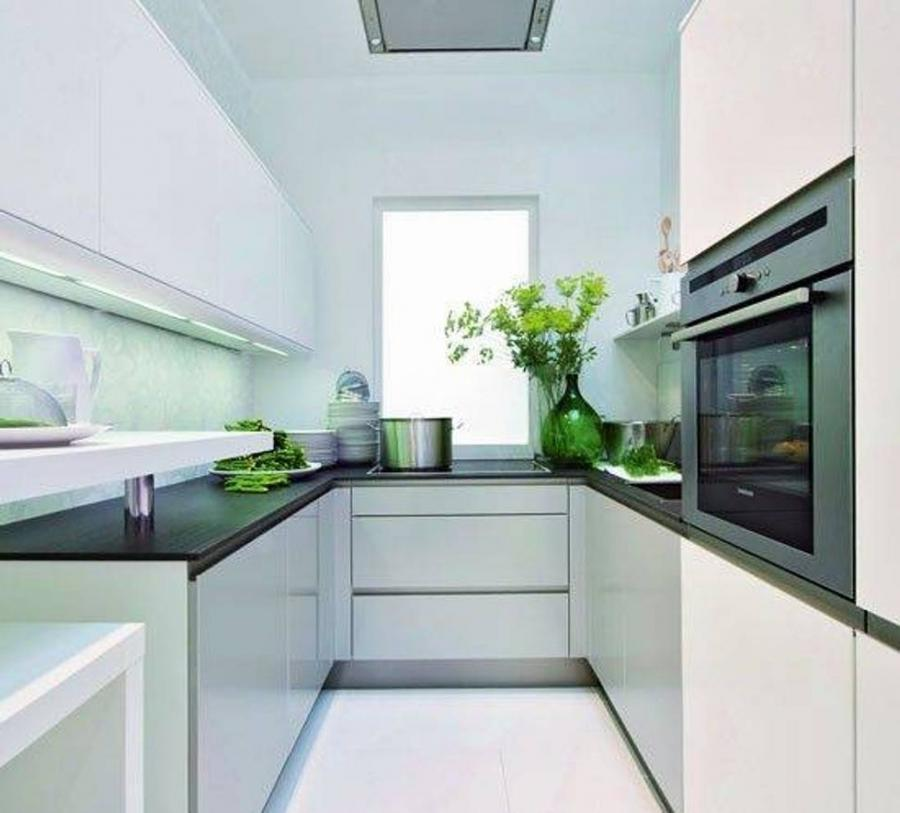 Small Galley Kitchen Design Photo Gallery