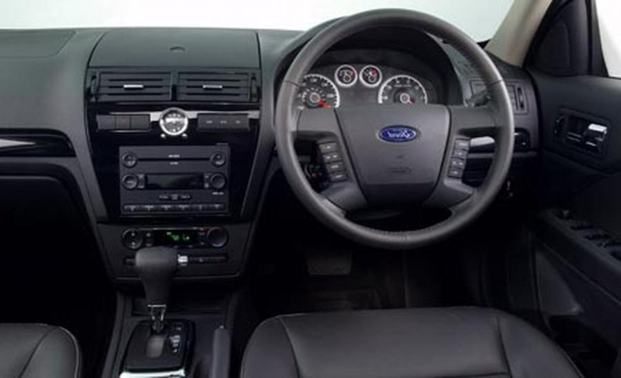 2006 Ford Fusion Interior Photos