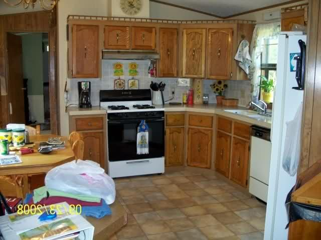 photos remodeled mobile home kitchens