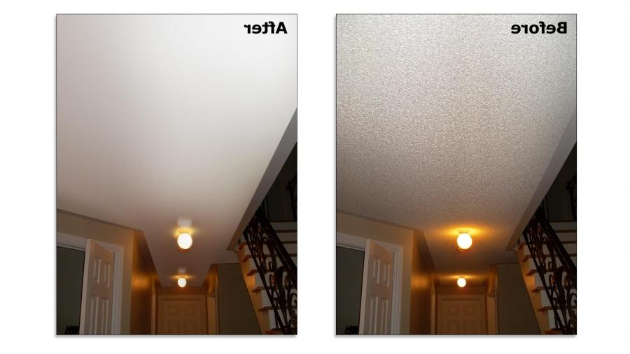 Weu0026#39;ll Repair, Restore Or Remove Any Popcorn Ceiling.