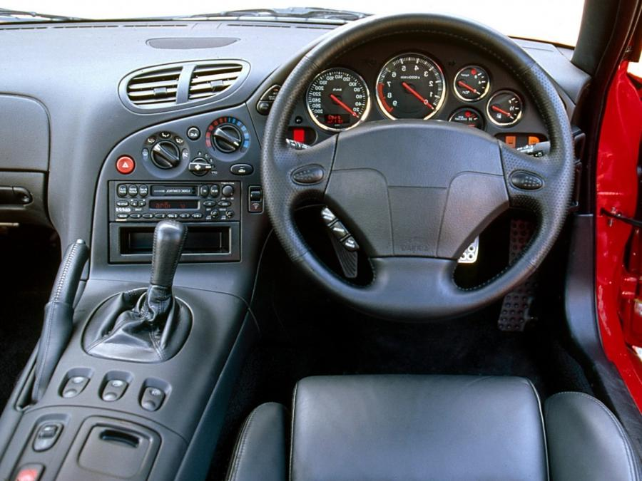 Mazda Rx7 Interior Photos