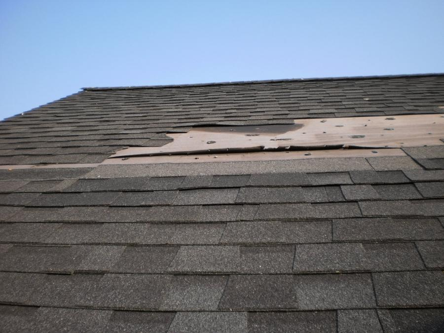 Photos Of Roof Damage