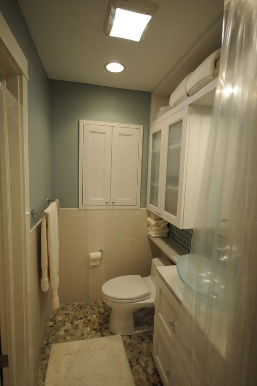 Bathroom ideas photo gallery small spaces for Master bathroom designs small spaces