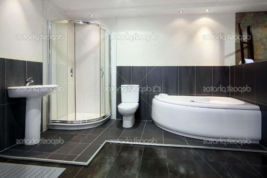 Deposit Black Bathroom Decoration listed in:
