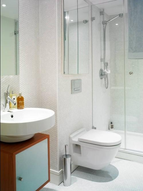 Beautiful small bathroom photos for Small but beautiful bathrooms