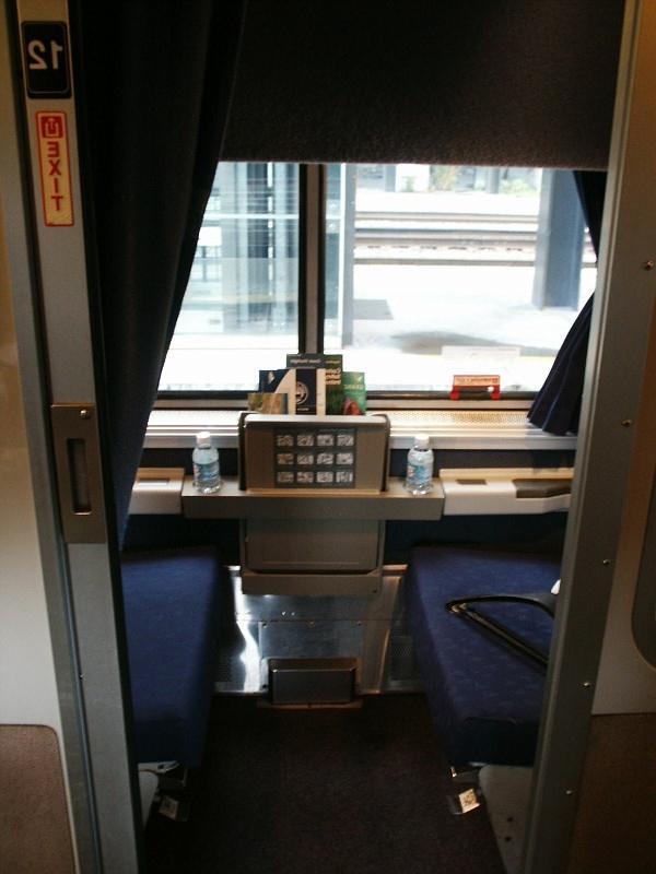 Amtrak Superliner Bedroom Photos