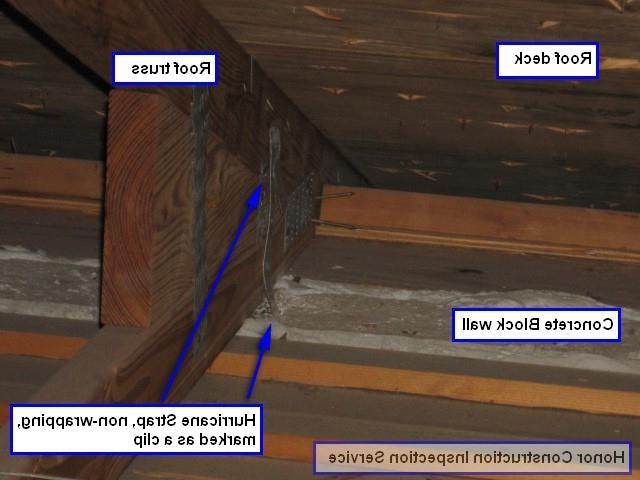 Roof To Wall Attachment Photos