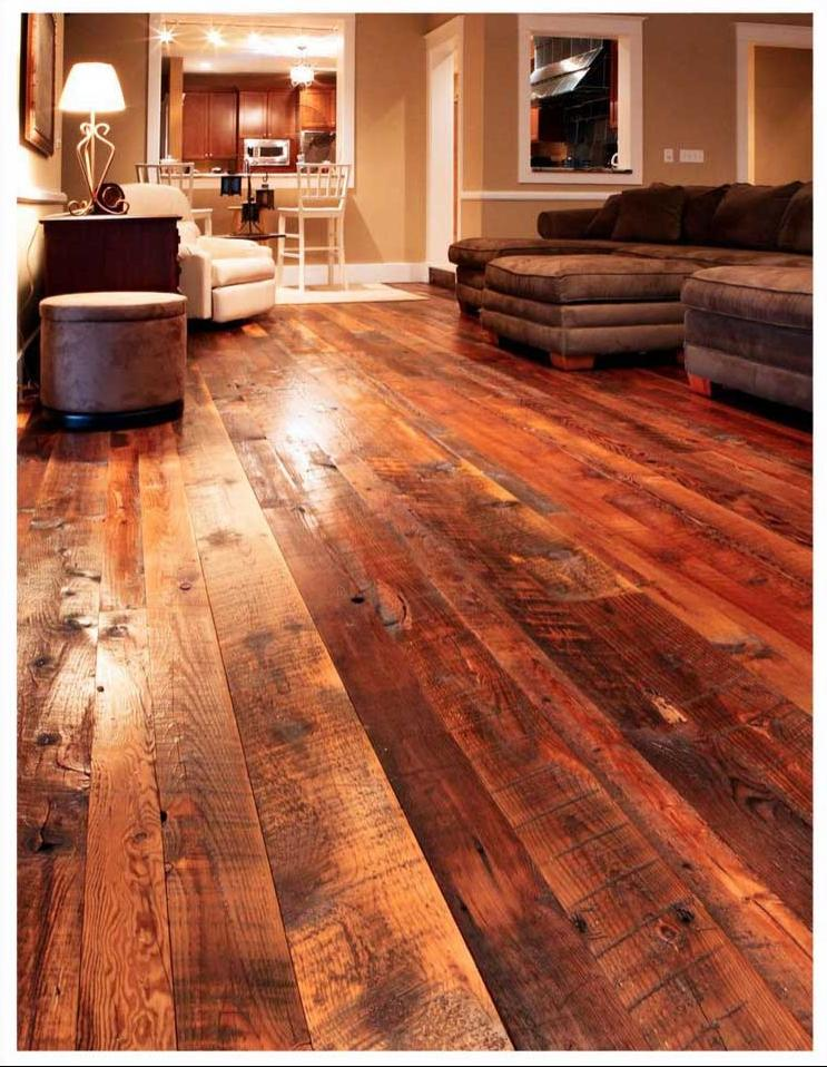Reclaimed barn wood flooring photos for Reclaimed wood sources