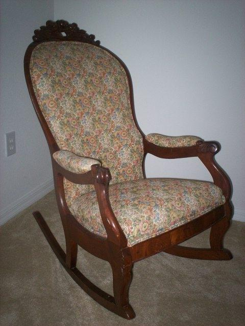 photos of antique rocking chairs. Black Bedroom Furniture Sets. Home Design Ideas