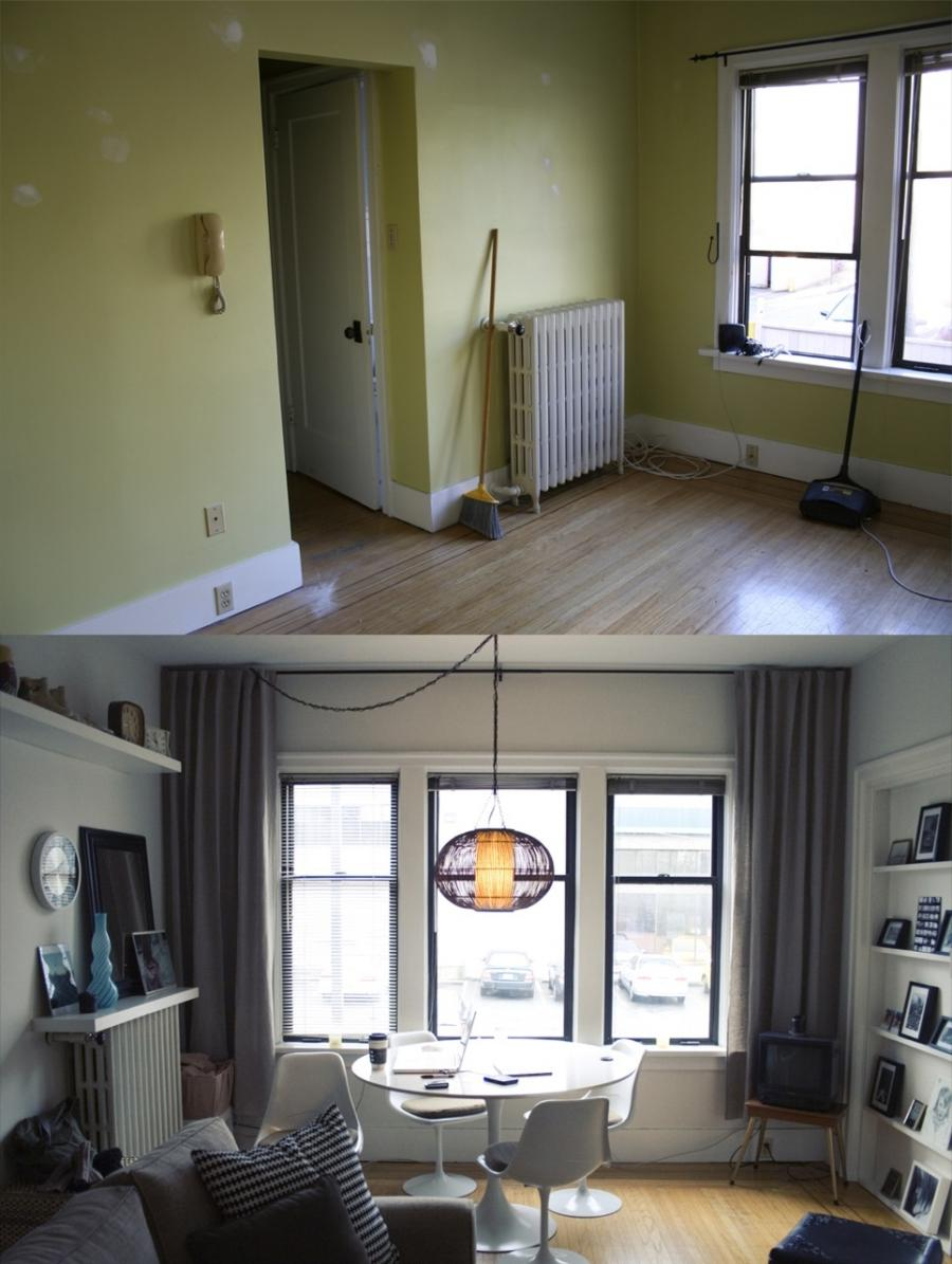 Decorating a studio apartment on a budget photo for Studio apartment decorating ideas on a budget