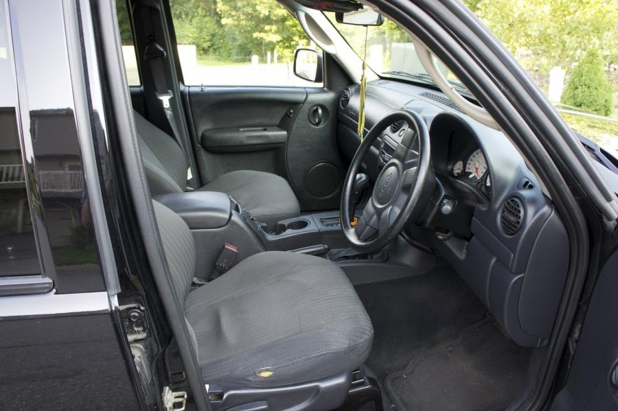 2002 Jeep Liberty For Sale >> 2003 jeep liberty interior photos