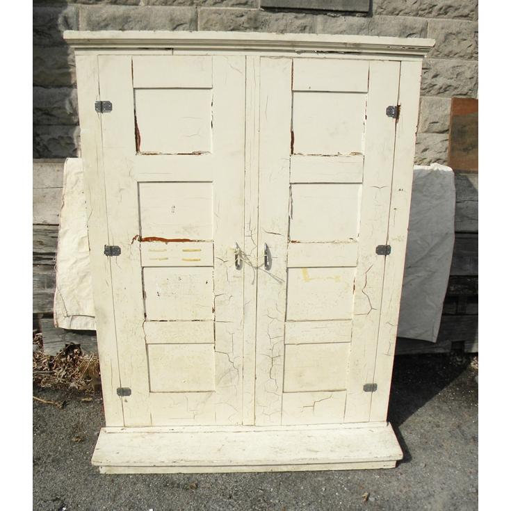 Antique Pantry Cabinet