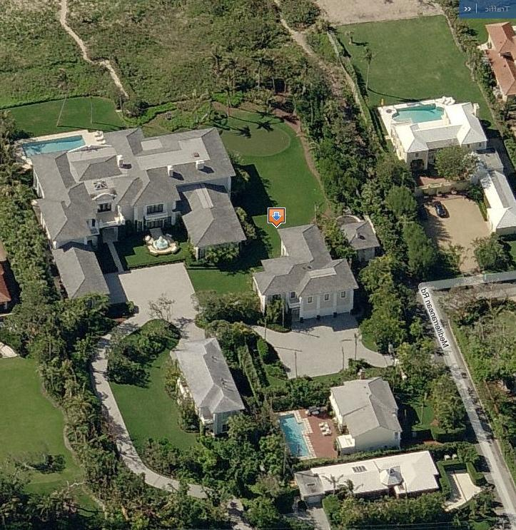 Rush Limbaugh House Photos